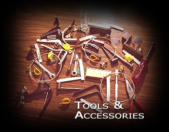 A Musician's Toolbox and Accessories